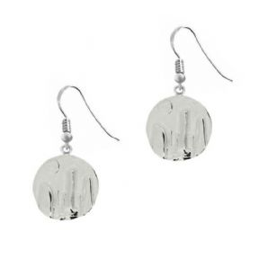 Outlander Inspired Limited Edition Silver Earrings 1128
